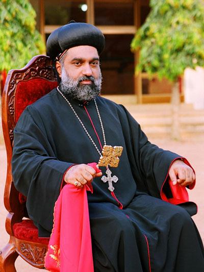 HG Joseph Mor Gregorios, Metropolitan, Kochi Diocese