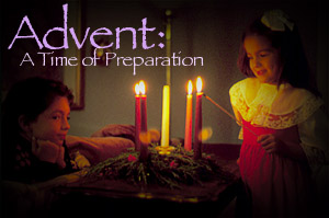 Advent - time of preparation