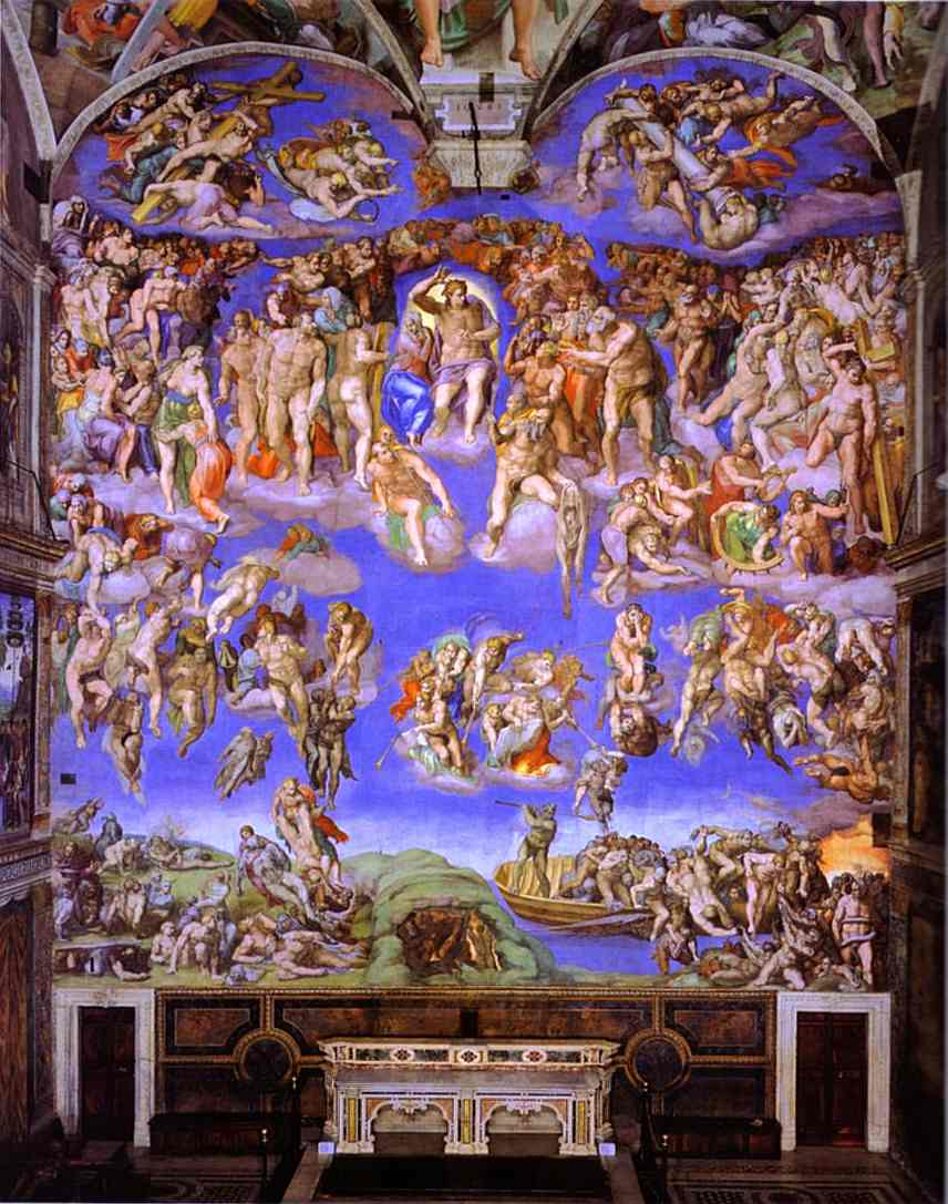 Assumption of St. Mary - Michael Angelo