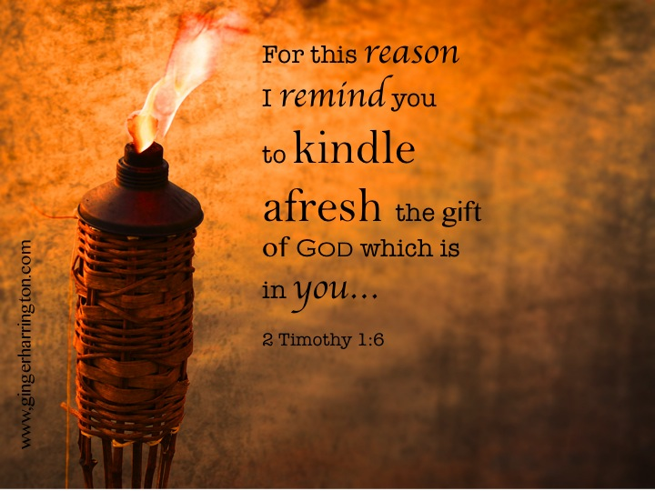 Shine the Gift of God in You in your life