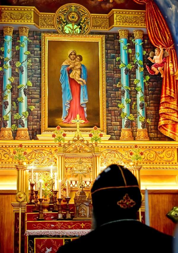 St. Mary's Jacobite Syriac Orthodox Church, Areeparambu, Kottayam