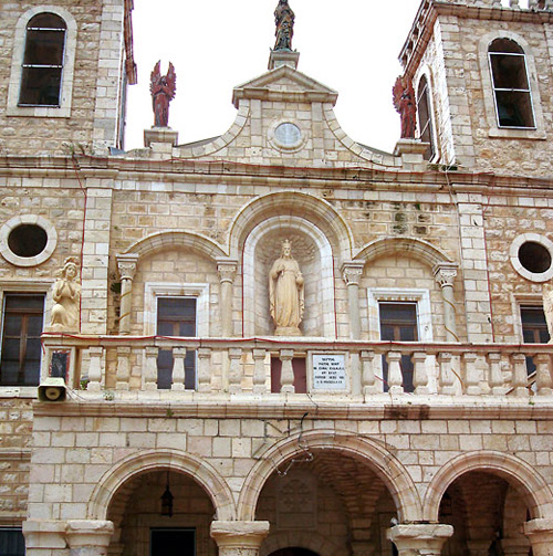 Wedding Church at Cana, Galeele, Israel