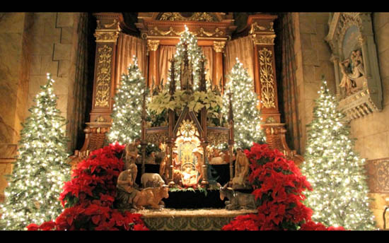 Christmas at St. John Cantius Church, Chicago