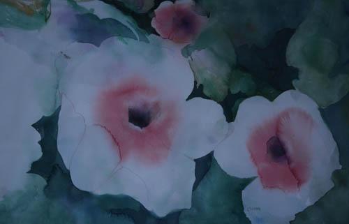 Watercolor by Chinnu Kochamma