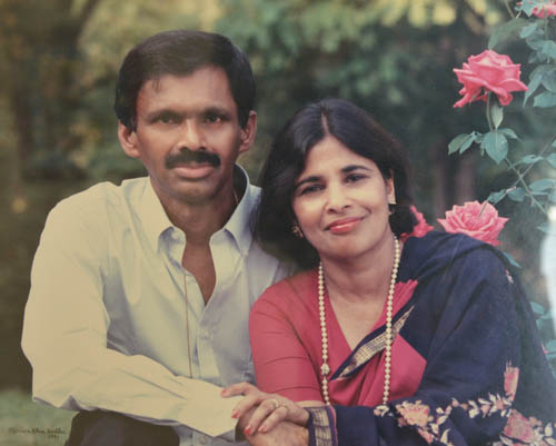 Early Days - Geevarghese achen and Chinnu Kochamma