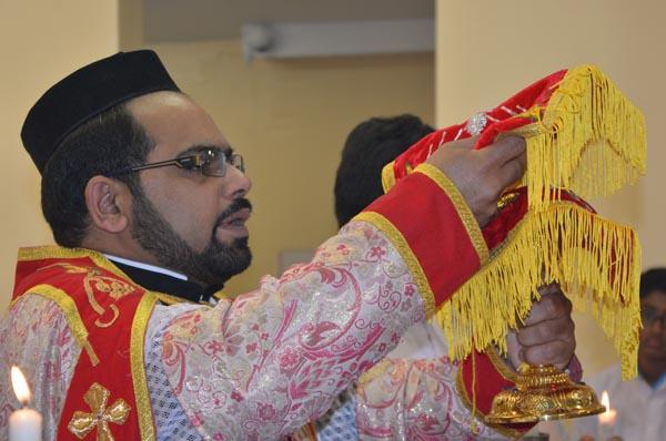 Easter Service - 2014 by Rev. Fr. Dr. Binoy Alexander, Detroit