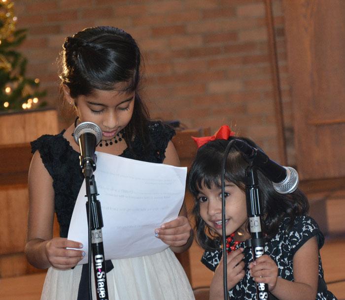 A special Song for a Special Birthday, Columbus Ohio 2014, copyright 2014 Malankara World