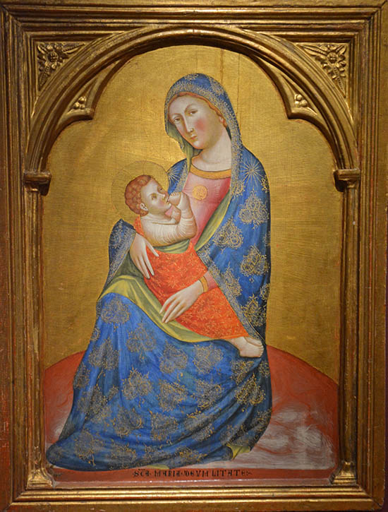 Madonna of Humility, CMA, Photo by Dr. Jacob Mathew, Malankara World