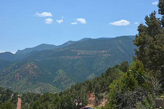 Colorado Mountains photo Copyright &copy 2018 by Dr. Jacob Mathew