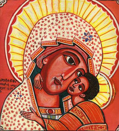 Ethiopian Theotokos