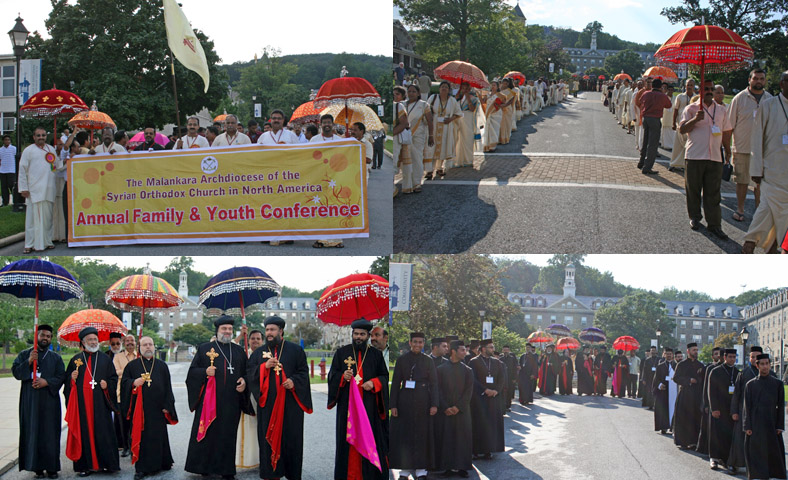 Family and Youth Conference of MASOC - Heritage Procession.