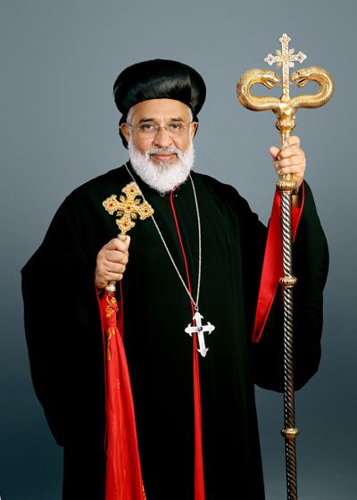HG Dr. Thomas Mor Themotheos, Metropolitan, Jacobite Syrian Church