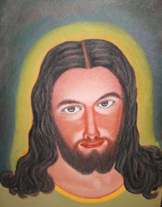 My God and My Lord, Painting reproduction by V Rev. Joseph Pukkunnel.
