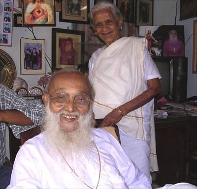Kaniamparambil achen and Kochamma