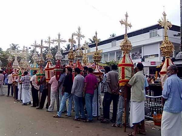 Kothamangalam St Baselios Feast Rasa