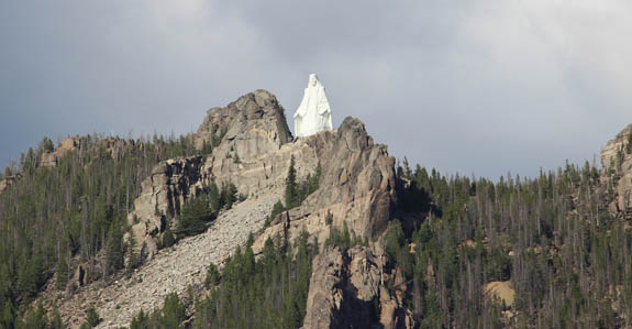 Our Lady of the Rockies, Montana, USA