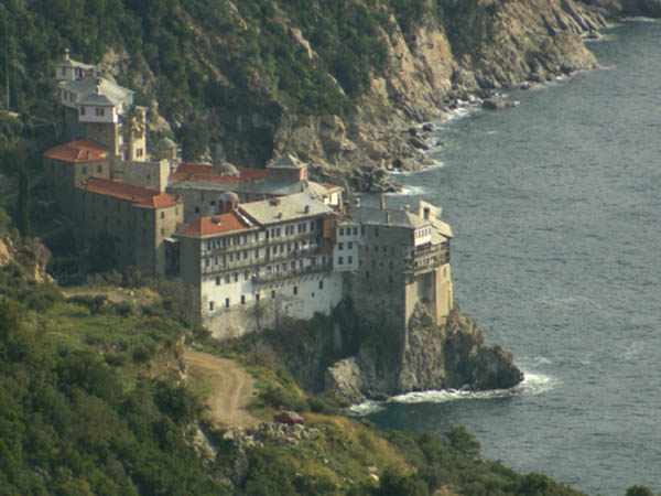 Mount Athos Monastery, Greece