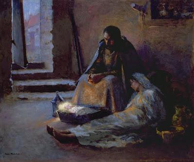 Nativity by Gary Melchers