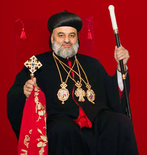 HH Ignatius Aphrem II, Patriarch of the Universal Syriac Orthodox Church