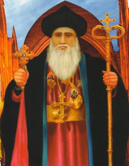 Saint Yeldo Mor Baselios, Patron Saint of Malankara World