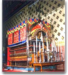 Tomb of St. Baselios Yeldho at Kothamangalam