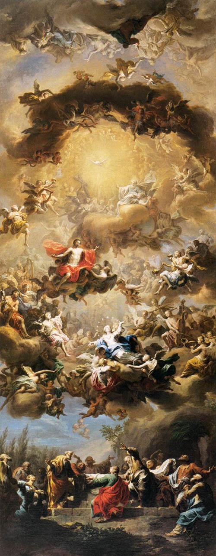 Assumption of Virgin, Knoller