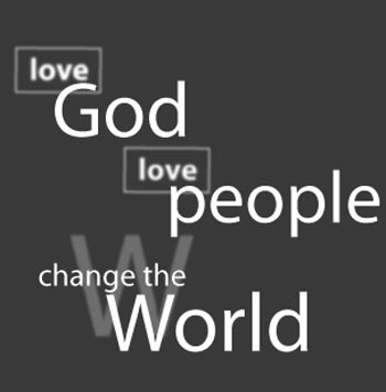 New Year - Let Us Change The World!