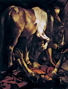 Conversion of St. Paul-Caravaggio