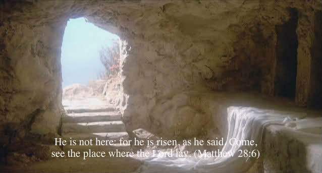 Easter-Empty Grave