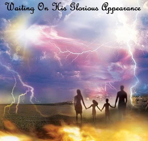 Family - waiting fro His Appearance