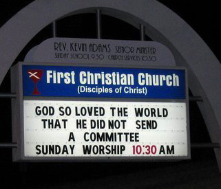 Malankara World - Funny church signs