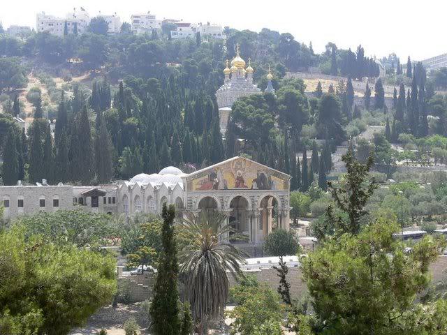 Jerusalem-Gethsemane