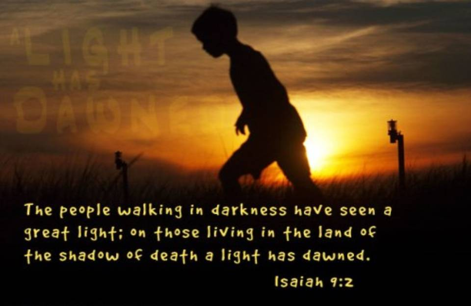 Jesus, The Great Light - Isaiah 9:2