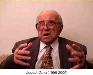 Joseph Zaya