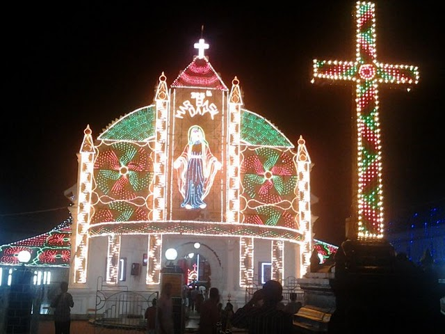 Decorations - Kothamangalam Cheriapally - 2011