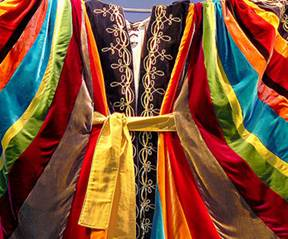 Multi-color Dreamcoat of Joseph