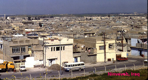Nineveh, Iraq - Ancient City