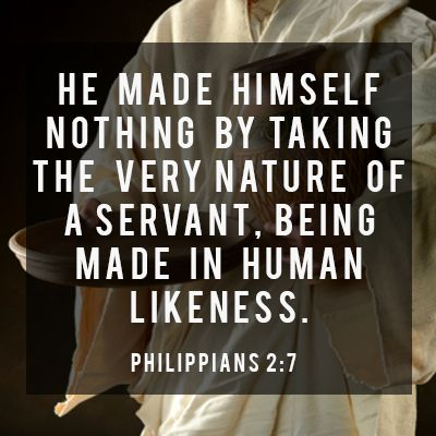 Philippians 2:7