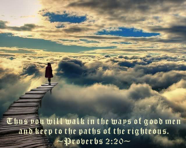 Proverbs 2:20