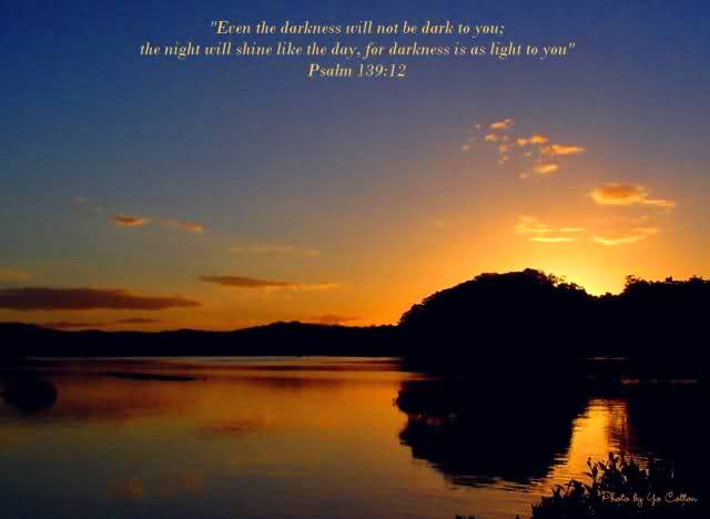 Psalm 139:12