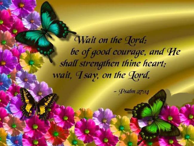 Psalm 27-14