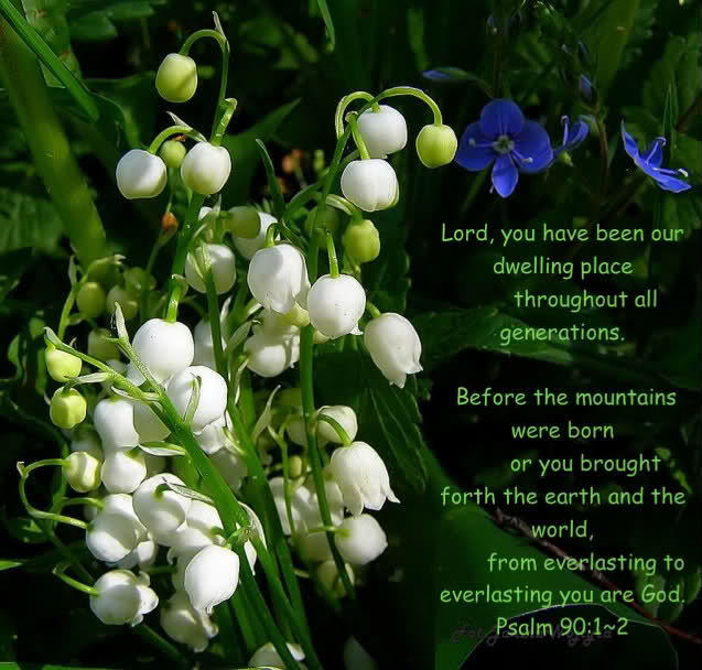 Psalm 90:1-2