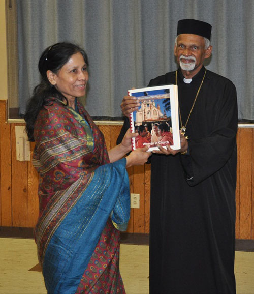 Inauguration of the Malankara World Journal Megaspecial on Women and the Church