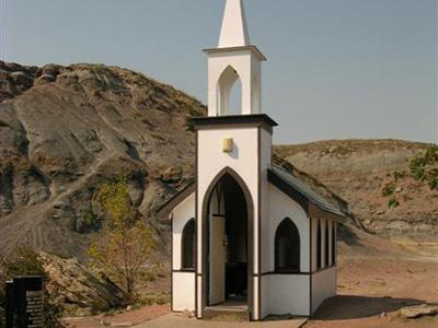 Smallest Church in Alberta, Canada