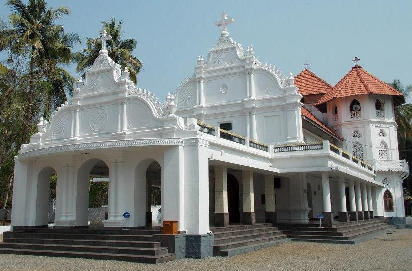 St. George Church, Manjapra