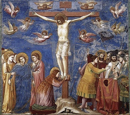 At the foot of the Cross- Crucifixion of Jesus
