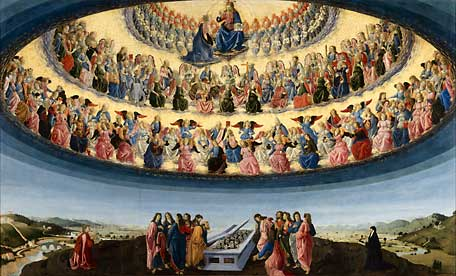Assumption of Virgin Mary