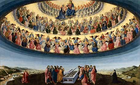 Assumption of Virgin Mary