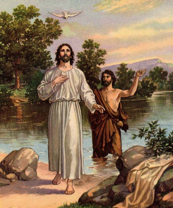 Bible Quotes About St John The Baptist: Gospel Of Matthew, Mathew Ch. 3