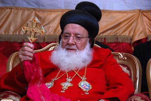 LL Patriarch Ignatius Zakka 1 Iwas